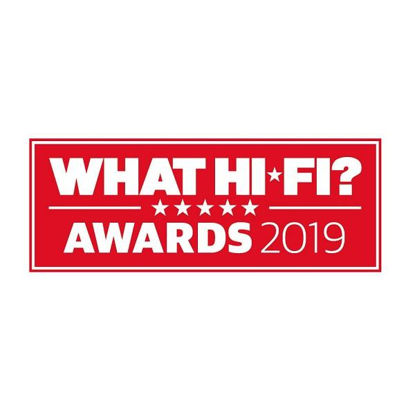 WHAT Hi-Fi? AWARDS 2019 !