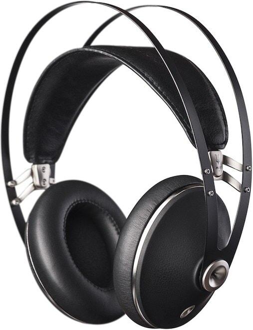 MEZE 99 Neo audiofil fejhallgató fekete ezüst Audio Mekka