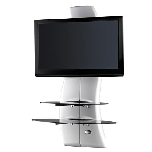 Meliconi Ghost Design 2000 falikonzol rendszer fehér