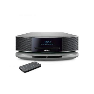 Bose Wave SoundTouch hangrendszer IV ezüst