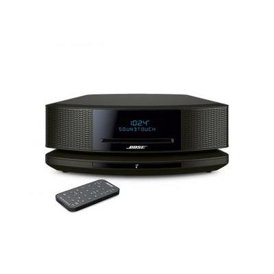 Bose Wave SoundTouch hangrendszer IV fekete