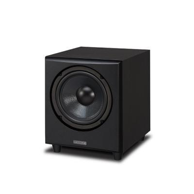 Mission MS-150 subwoofer fekete