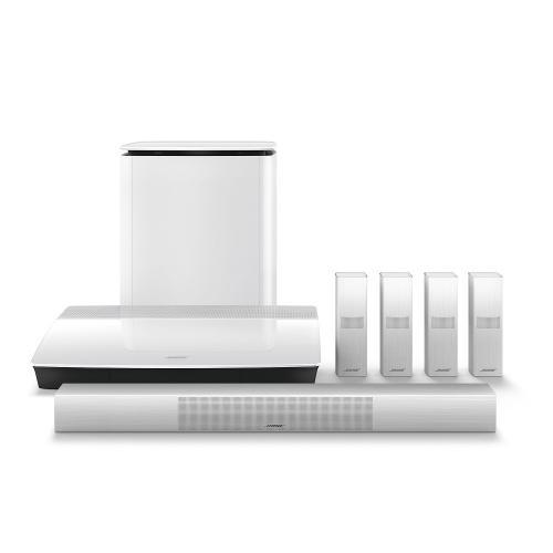 Bose Lifestyle 650 házimozirendszer + SoundTouch 20 III fehér