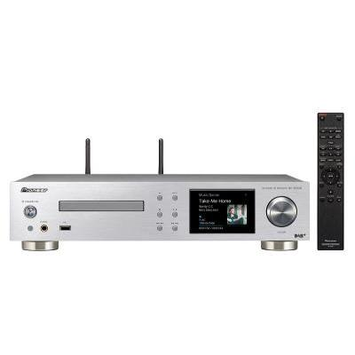 Pioneer NC-50DAB-S sztereó network receiver ezüst