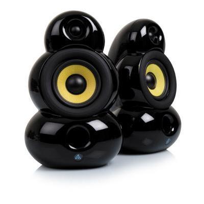 SMALLPOD Lifestyle hangsugárzó fekete