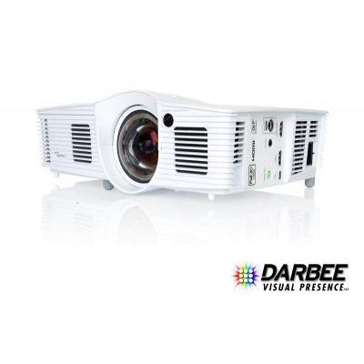 Optoma GT1080Darbee FullHD 3D DLP házimozi projektor
