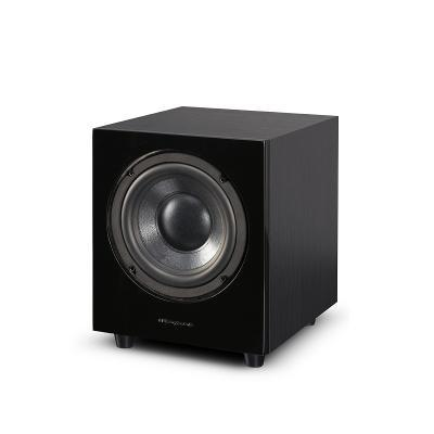 Wharfedale WH-D10 subwoofer fekete