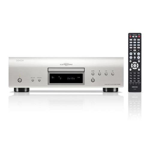 Denon DCD-1600NE Magas Minőségű Super Audio CD lejátszó premium silver