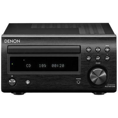 Denon RCD-M41 DAB+ sztereó CD/rádióerősítő fekete