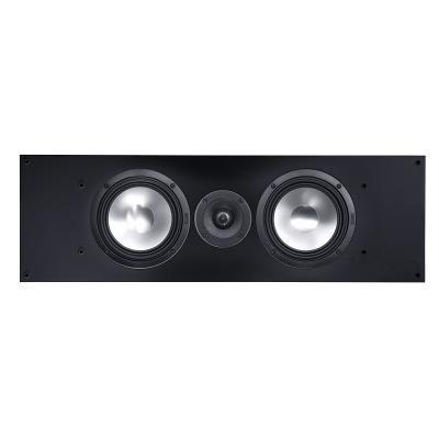 Canton Atelier 750 falba / falra szerelhető hangsugárzó fekete
