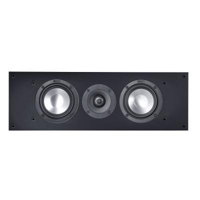 Canton Atelier 550 falba / falra szerelhető center hangsugárzó fekete