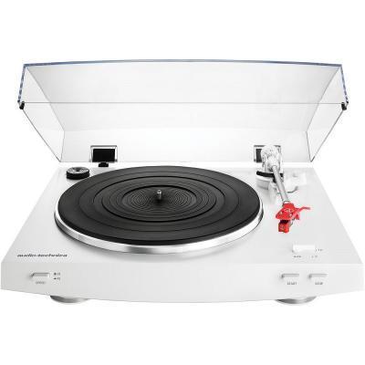 Audio-Technica AT-LP3 lemezjátszó fehér