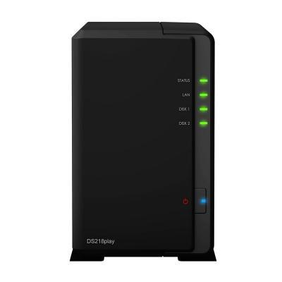 Synology DiskStation DS218play 2-lemezes NAS
