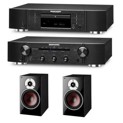Marantz PM5005 + CD5005 + Zensor 3 szett fekete