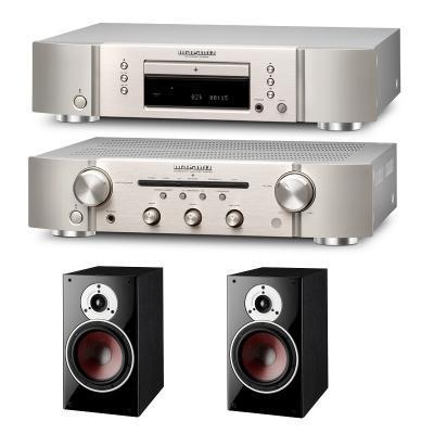Marantz PM5005 + CD5005 + Zensor 3 szett silvergold