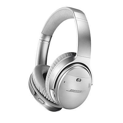 Bose QuietComfort 35 vezeték nélküli fejhallgató II ezüst
