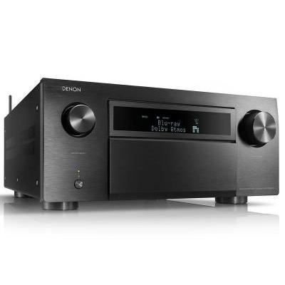 Denon AVC-8500H 13.2 Dolby Atmos AV erősítő fekete