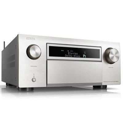 Denon AVC-8500H 13.2 Dolby Atmos AV erősítő premium silver
