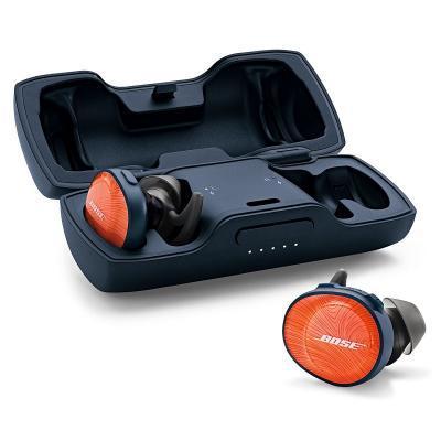 Bose SoundSport Free vezeték nélküli fejhallgató narancs