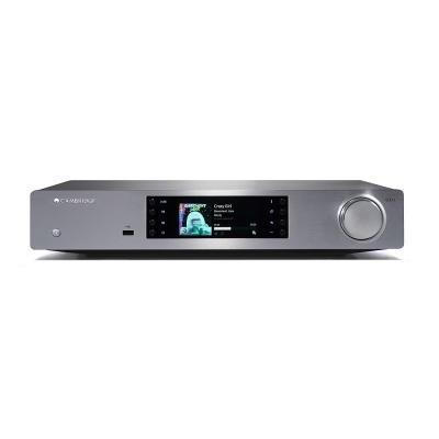 Cambridge Audio CXN V2 Hálózati Lejátszó és DAC ezüst