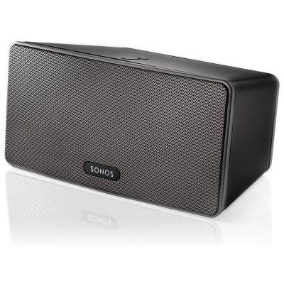 Sonos PLAY:3 zóna lejátszó erősítő/hangszóró fekete