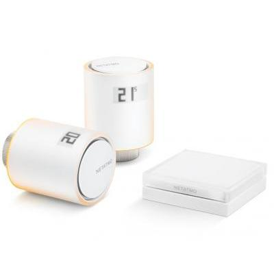 Netatmo VALVES SET Thermostatic Valves SET