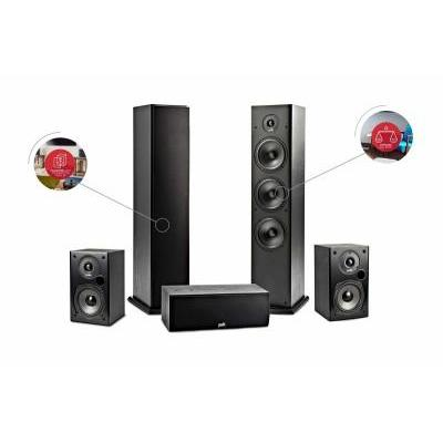 Polk Audio T50 + T15 + T30C szett
