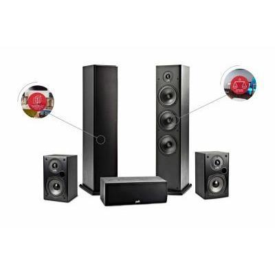 Polk Audio T50 + T15 + T30C szett