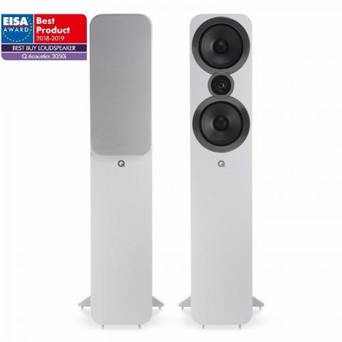 Q Acoustics QA 3050i álló hangsugárzó fehér