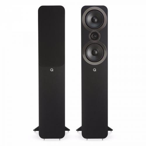 Q Acoustics QA 3050i álló hangsugárzó fekete