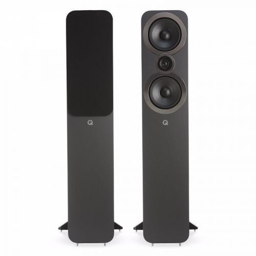 Q Acoustics QA 3050i álló hangsugárzó szürke