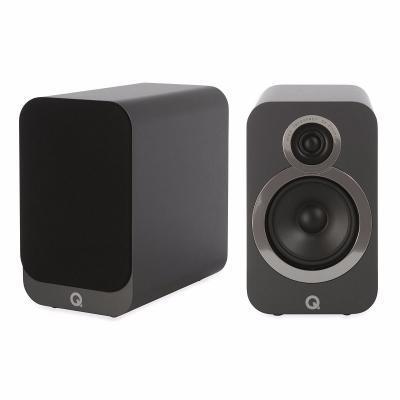 Q Acoustics QA 3020i polc hangsugárzó szürke