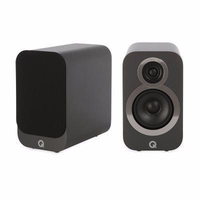Q Acoustics QA 3010i polc hangsugárzó szürke