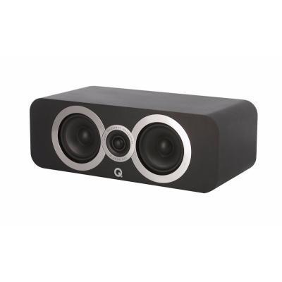 Q Acoustics QA 3090Ci polc hangsugárzó fekete