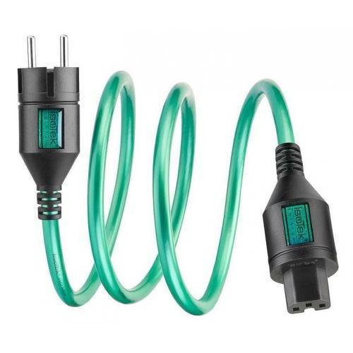 IsoTek EVO3 Initium - hálózati kábel (1,5 m) IEC C15