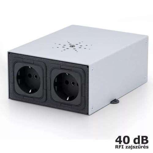 IsoTek EVO3 Mini Mira - hálózati tápelosztó és szűrő