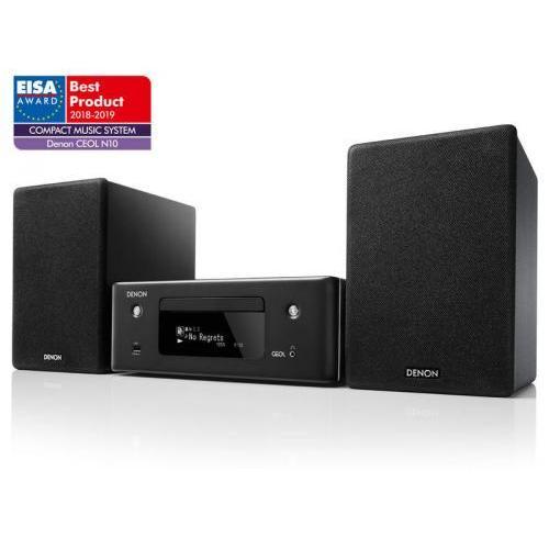Denon CEOL N10 Hi-Fi-Network CD Receiver fekete