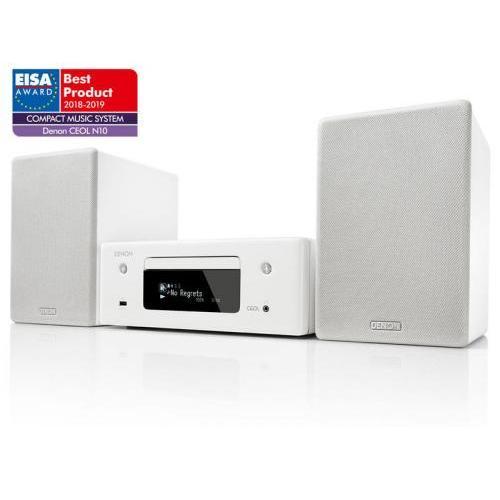 Denon CEOL N10 Hi-Fi-Network CD Receiver fehér