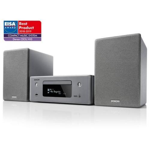 Denon CEOL N10 Hi-Fi-Network CD Receiver szürke