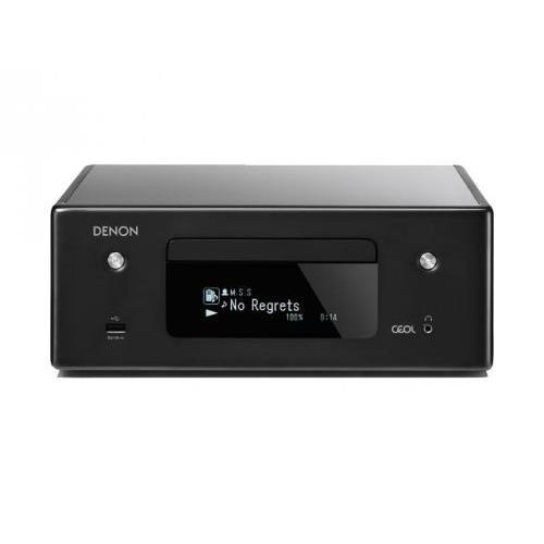 Denon CEOL RCDN-10 Hi-Fi-Network CD Receiver fekete