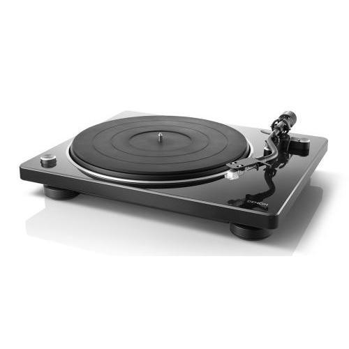 Denon DP-400 automata lemezjátszó fekete