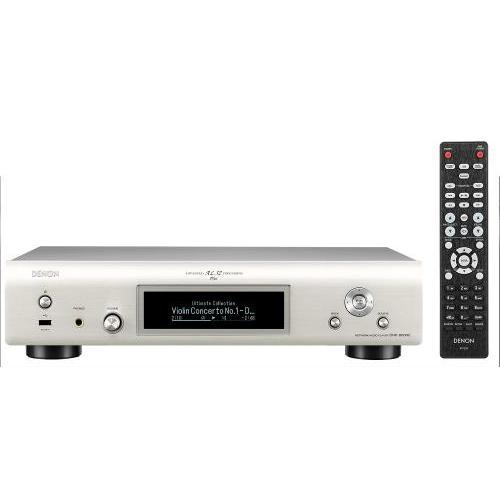 Denon DNP-800NE hálózati audió lejátszó premium silver