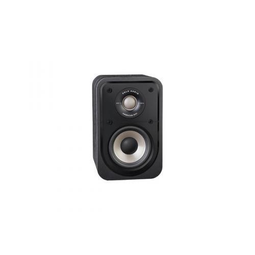 Polk Audio Signature S 10E polc hangsugárzó fekete
