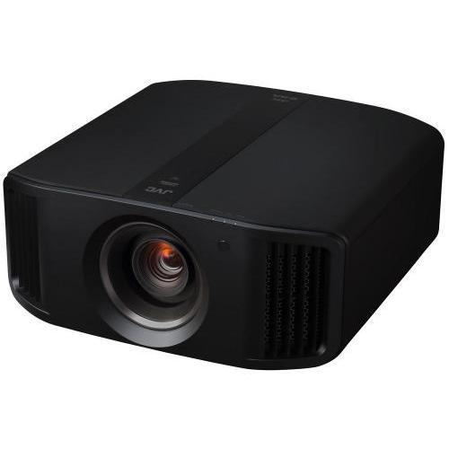 JVC DLA-N5B 4K felbontású D-ILA projektor fekete