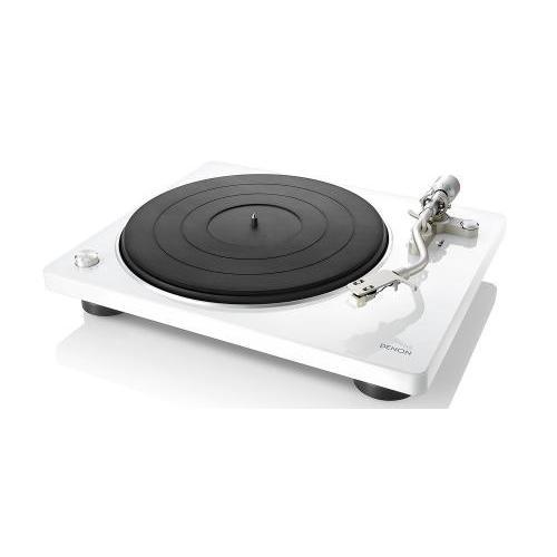 Denon DP-400 automata lemezjátszó fehér