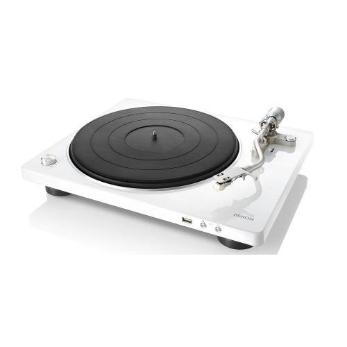 Denon DP-450USB automata lemezjátszó fehér