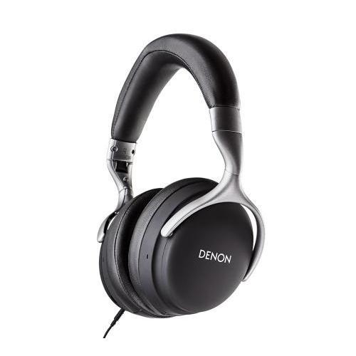 Denon AH-GC30 Bluetooth zajszűrős fejhallgató fekete