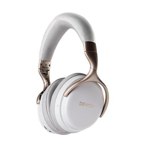 Denon AH-GC30 Bluetooth zajszűrős fejhallgató fehér