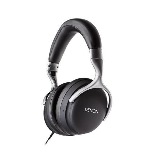Denon AH-GC25NC zajszűrős fejhallgató fekete