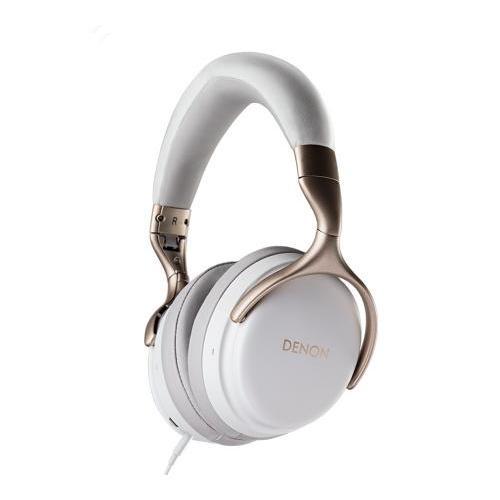 Denon AH-GC25W Bluetooth fejhallgató fehér